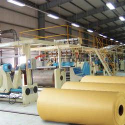 indústria de bobinasde papel kraft