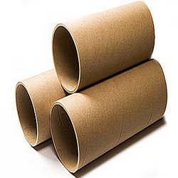tubos de papelão