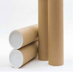 tubos papelão embalagem