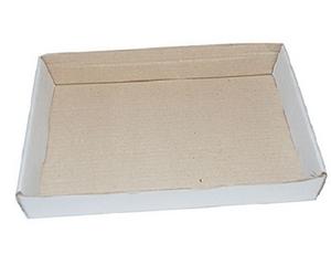 Bandeja de papel laminado