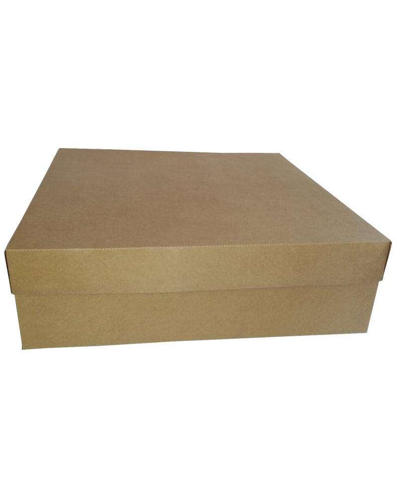 Caixa para bolo confeitado