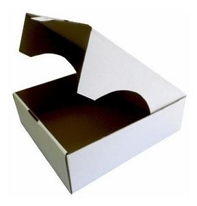 Caixa para bolo branca