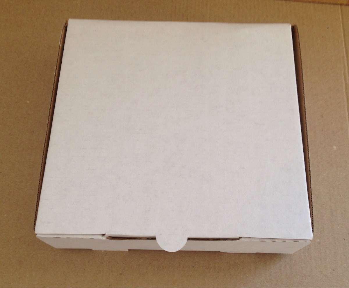 Caixa de salgado personalizada