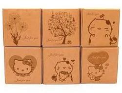 Embalagem de papelão personalizada