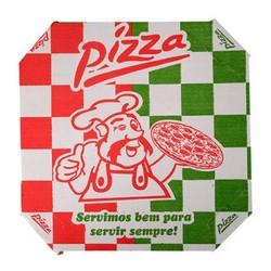 Fabrica de caixas de pizza