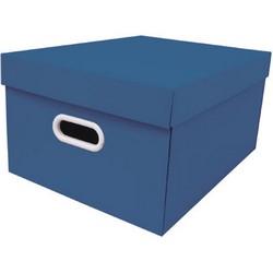 caixa organizadora de papelão