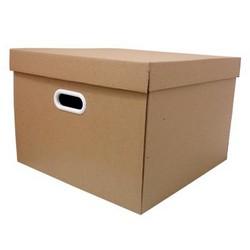 Caixa organizadora papelão