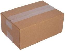caixa de papelão para mudança preço