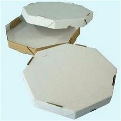 Caixa de papelão para pizza