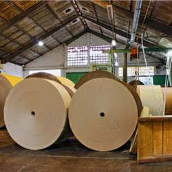 fabrica de tubetes de papelão