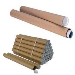 fabricante de tubo de papelão
