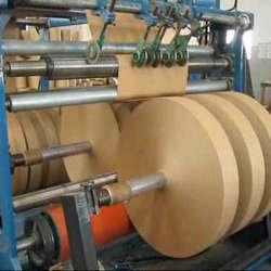 fabrica de bobinas de papel kraft