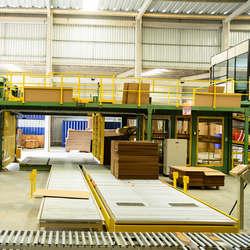 distribuidor de bobinasde papel kraft