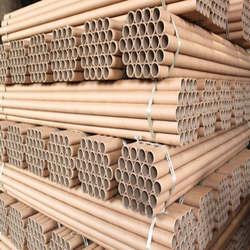 indústria de tubete de papel