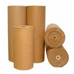papel semi kraft bobina