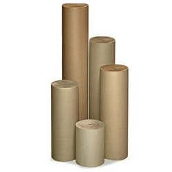 tubo de papelão kraft