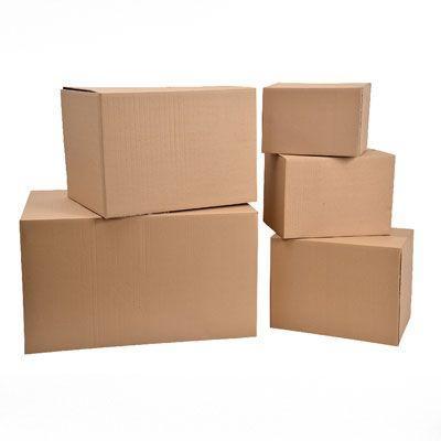 Caixa de papelão a pronta entrega